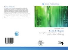 Karim Belhocine kitap kapağı