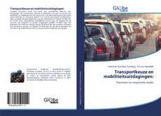 Portada del libro de Transportkeuze en mobiliteitsuitdagingen: