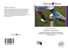 Capa do livro de Néstor Craviotto