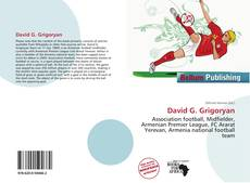 Couverture de David G. Grigoryan