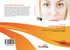 Couverture de Carbon Monoxide Poisoning