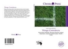 Thiago Constância的封面