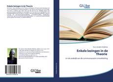 Bookcover of Enkele lezingen in de Theorie