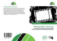 Portada del libro de Philippa Baker (Actress)