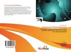 Bookcover of Francisco Peña Romero