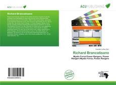 Richard Brancatisano kitap kapağı