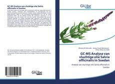 Borítókép a  GC-MS Analyse van vluchtige olie Salvia officinalis in Soedan - hoz
