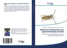 Bookcover of Boktorren (Coleoptera) van agrarisch belang uit India