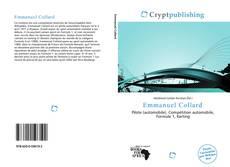 Capa do livro de Emmanuel Collard