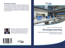 Bookcover of Oil and gas accounting