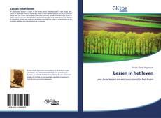 Bookcover of Lessen in het leven