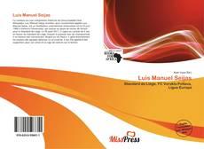 Couverture de Luis Manuel Seijas