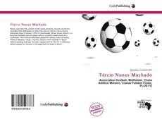 Tércio Nunes Machado kitap kapağı