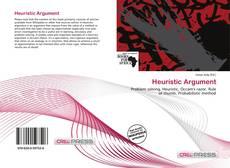 Buchcover von Heuristic Argument