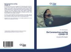 De Coronavirus-oorlog COVID-19的封面
