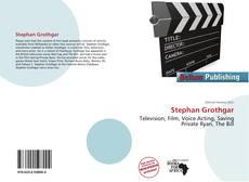 Bookcover of Stephan Grothgar