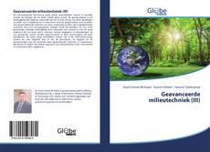 Geavanceerde milieutechniek (III)的封面