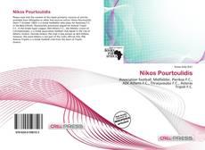 Capa do livro de Nikos Pourtoulidis