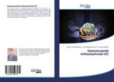 Обложка Geavanceerde milieutechniek (IV)