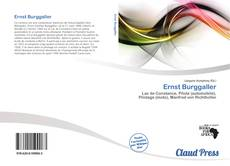 Buchcover von Ernst Burggaller
