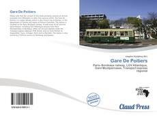 Borítókép a  Gare De Poitiers - hoz