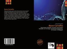 Bookcover of Nuno Carvalho