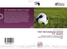 Copertina di 1947–48 Colchester United F.C. Season
