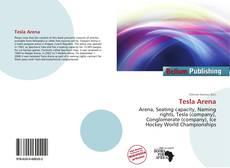 Capa do livro de Tesla Arena