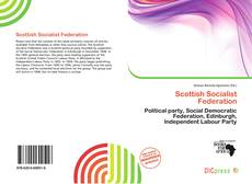 Bookcover of Scottish Socialist Federation
