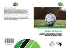 Oleksandr Kucher kitap kapağı