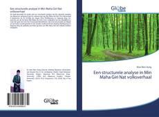 Een structurele analyse in Min Maha Giri Nat volksverhaal的封面