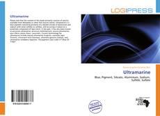 Couverture de Ultramarine