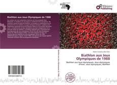 Copertina di Biathlon aux Jeux Olympiques de 1988