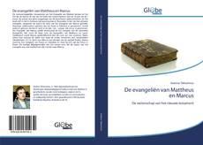 Buchcover von De evangeliën van Mattheus en Marcus