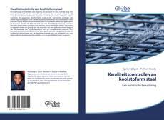 Bookcover of Kwaliteitscontrole van koolstofarm staal