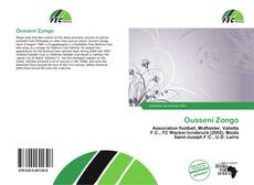 Bookcover of Ousseni Zongo