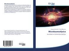 Bookcover of Microkosmosfysica