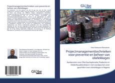 Bookcover of Projectmanagementtechnieken voor preventie en beheer van olielekkages