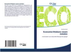 Bookcover of Economie littekens: zware metalen