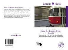 Buchcover von Gare De Rouen-Rive-Droite