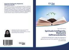 Bookcover of Spirituele Intelligentie, Wijsheid & Zelftranscendentie