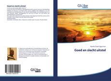 Bookcover of Goed en slecht uitstel