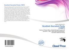 Portada del libro de Scottish Socialist Party (1987)