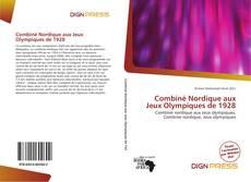 Bookcover of Combiné Nordique aux Jeux Olympiques de 1928