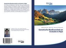 Bookcover of Genetische Biodiversiteit en Evolutie in Rijst