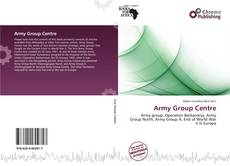 Bookcover of Army Group Centre