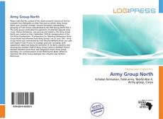 Bookcover of Army Group North