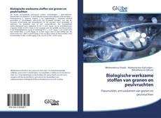 Bookcover of Biologische werkzame stoffen van granen en peulvruchten