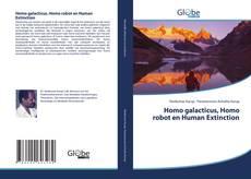 Обложка Homo galacticus, Homo robot en Human Extinction
