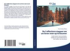 Bookcover of De 3 effectieve stappen om uw leven weer op te bouwen